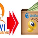 Способы перевода денег с Киви на Вебмани