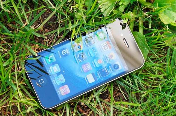 потерянный айфон