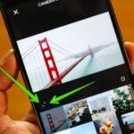 Как сделать чтобы инстаграм не обрезал фото